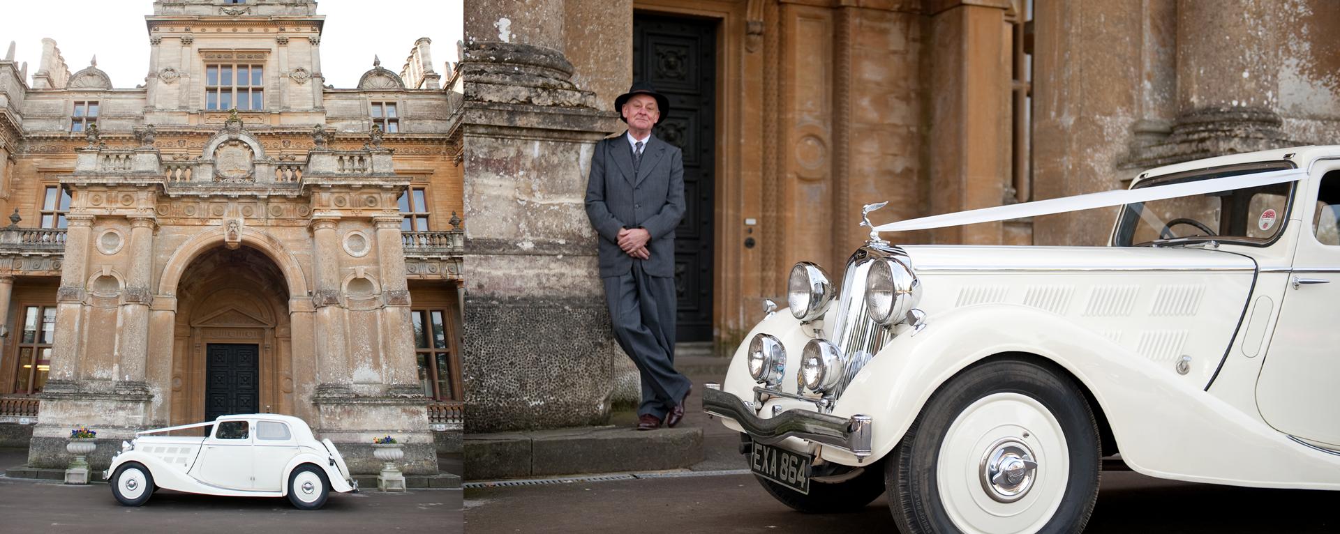 Vintage Wedding Cars Classic Triumph Beautiful Vintage Triumph